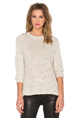 Vince - Tweed Drop Shoulder Sweater