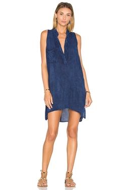 Blue Life - Sleeveless Shift Dress