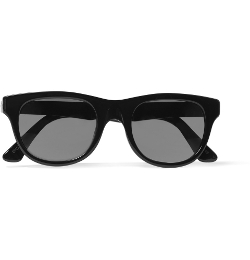 A.P.C. - Square-Frame Acetate Sunglasses