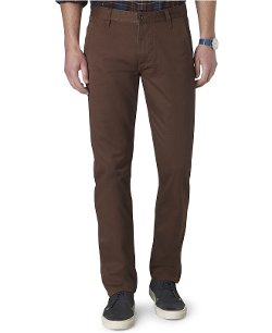 Dockers Pants - Tapered Fit Alpha Khaki Flat Front Pants