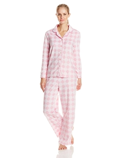 Karen Neuburger  - Minky Fleece Pajama Set