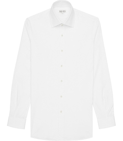 Columbus - Cotton Point Collar Shirt