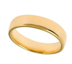 Veronese  - Silk Fit Band Ring