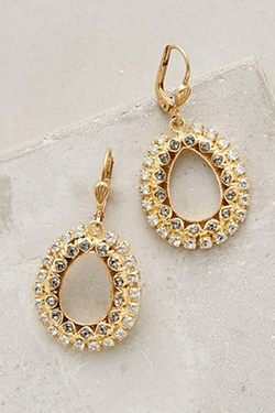 Anthropologie - Entendre Hoops