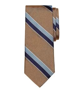Brooks Brothers - Sidewheeler Stripe Tie