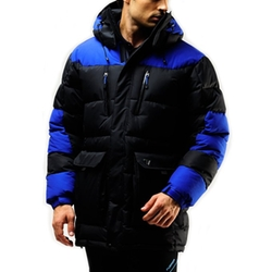 Fuerza - Heavy Duty Insulated Winter Parka Coat
