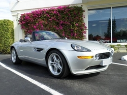 BMW - 2001 Z8 Roadster Convertible Car