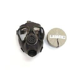 Shalon  - German M-65 Military Specs Gas Mask