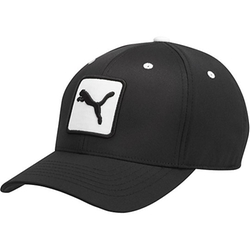 Puma - Cat Patch Relaxed Fit Adjustable Golf Cap