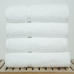 Soft Touch Linen - Genuine Turkish Cotton Bath Towel