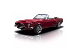 Ford  - 1968 Mustang Convertible Car