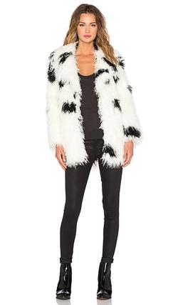 Cheap Monday - Faux Fur Curl Jacket