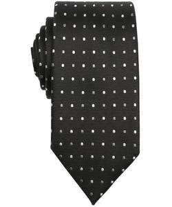 Ermenegildo Zegna  - Square Printed Silk Tie