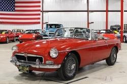 MG - 1965 B Convertible