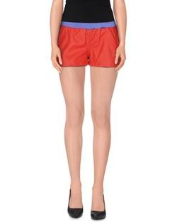 Tre Cinque Sette - Red Shorts