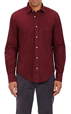 Hartford -  Twill Dress Shirt