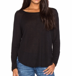 David Lerner - Seamed Raglan Sweater