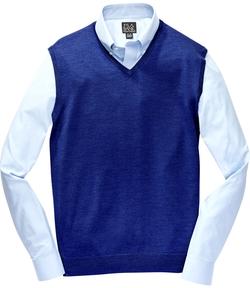 Jos. A. Bank - Traveler Merino Sweater Vest