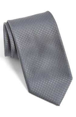 Canali - Geometric Silk Tie