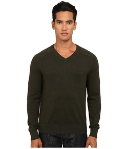Jack Spade - Dexler Cotton V-Neck Sweater