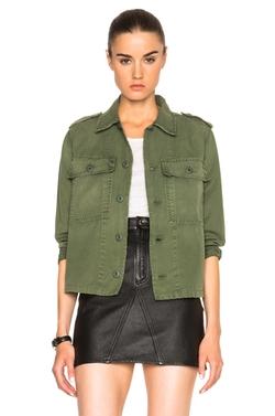 AMO - Army Shirt Jacket