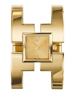 Tory Burch Watches - Sawyer Golden Bangle Watch