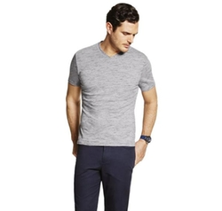 Vince Camuto - V-Neck Knit T-Shirt