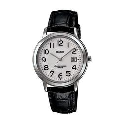 Casio - Leather Solar Watch