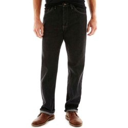 Lee  - Regular-Fit Straight-Leg Jeans