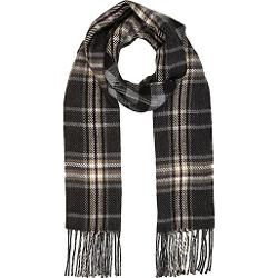 River Island - Check Reversible Scarf