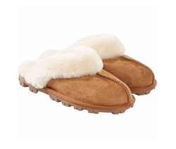 Kirkland Signature - Shearling Slippers