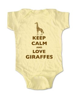 Keep Calm Store - Baby One Piece Infant Bodysuit