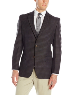 Haggar - Small Check Sport Coat