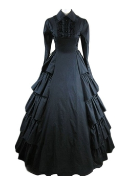 Ava Lolita - Victorian Gothic Lolita Dress