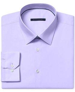 Elie Tahari - Solid Dress Shirt