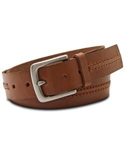 Fossil  - Theo Casual Leather Belt