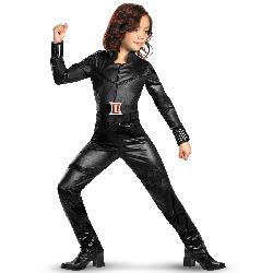 Marvel - The Avengers Black Widow Deluxe Child Costume