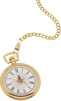 Bulova - Masonic Pocket Watch