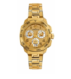 Versace - Dylos Chrono Watch