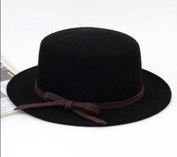 Aokin - Felt Victorian Hat