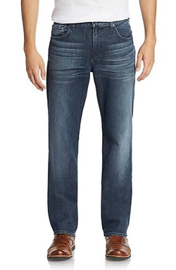 7 For All Mankind  - Carsen Straight-Leg Jeans