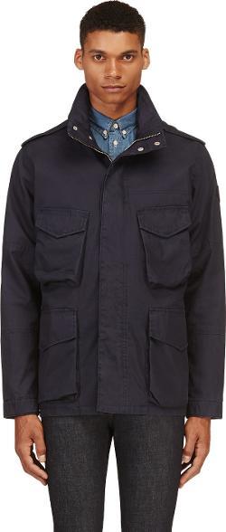 Paul Smith Jeans  - Navy Army Cargo Jacket
