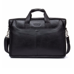 Bostanten  - Leather Briefcase