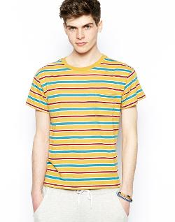 RVCA  - X Alex Knos T-Shirt With Sunny Side
