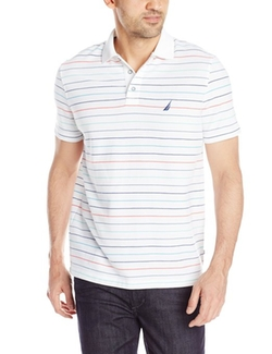 Nautica  -  Stripe Polo Shirt