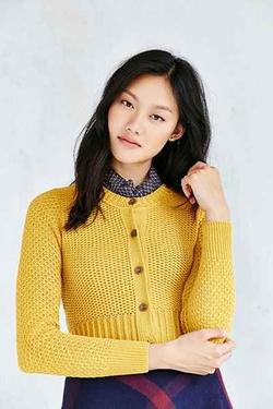 Urban Outfitters - Kimchi Blue Cara MiniCardigan