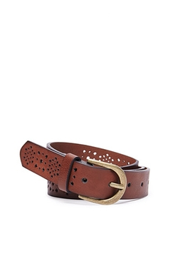 Forever 21 - Faux Leather Cutout Belt