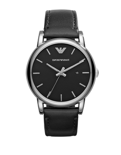 Emporio Armani - Mens Luigi Round Watch