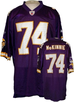 Reebok - Minnesota Vikings Mens NFL Football Jersey