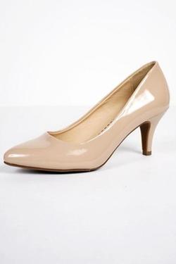 The Loft Boutique - Classic Hepburn Heel Pumps